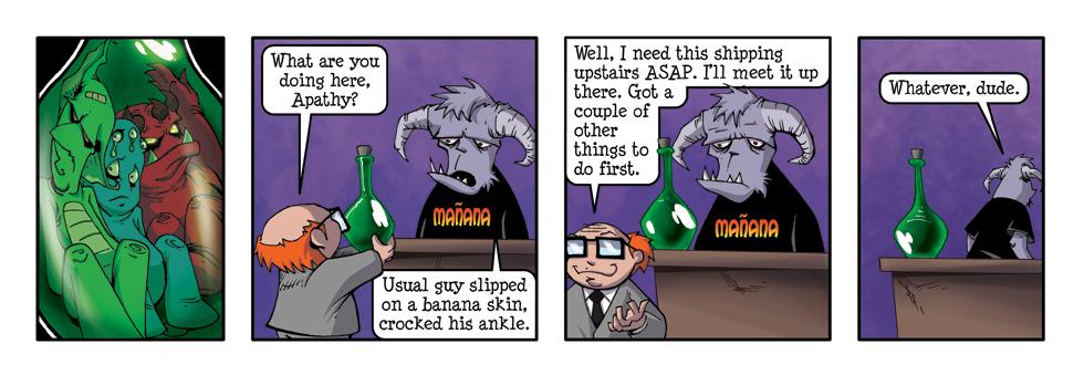 Luci Phurr's Imps Prologue Page 9