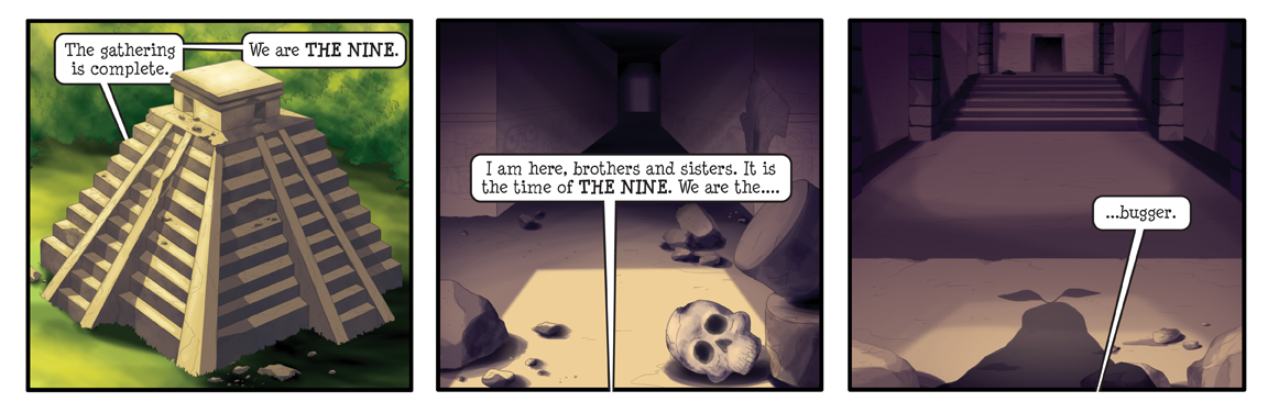We Are The Nine #03