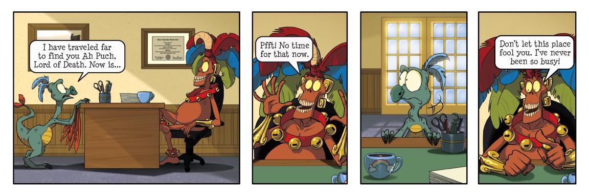 The Mayan Part 1 #2