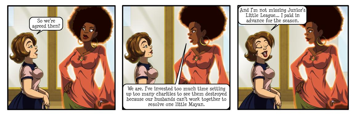The Mayan Part 2 #3