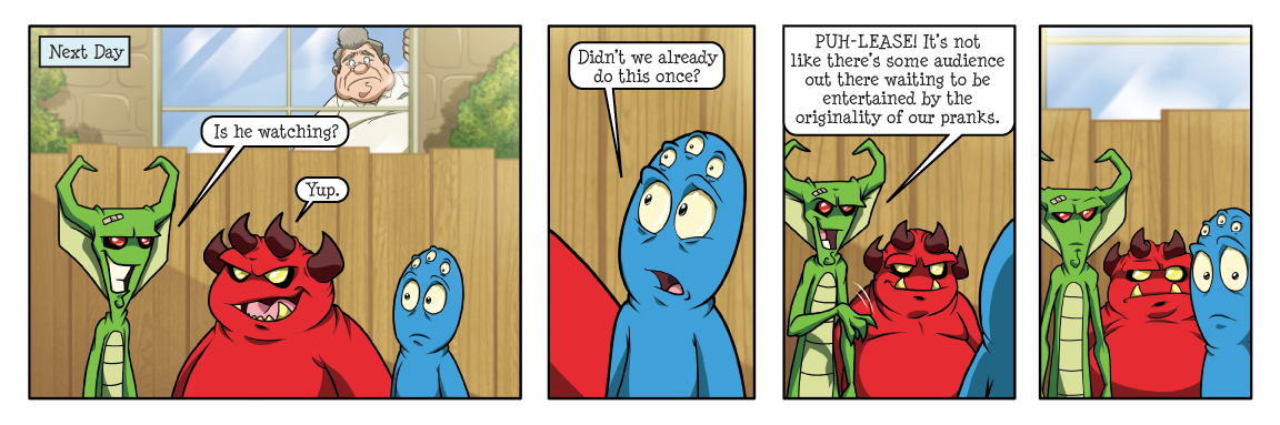 Meet the Neighbors #4