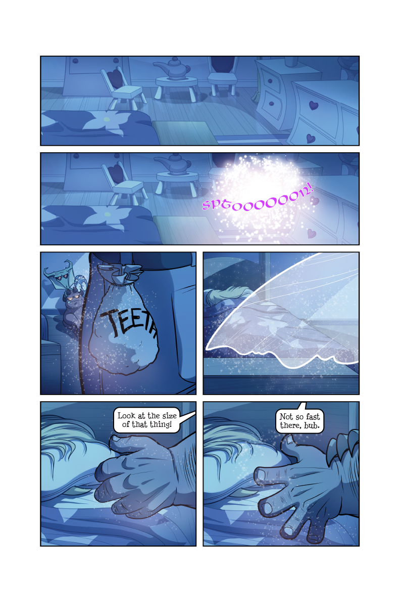 Tooth Fairy #10