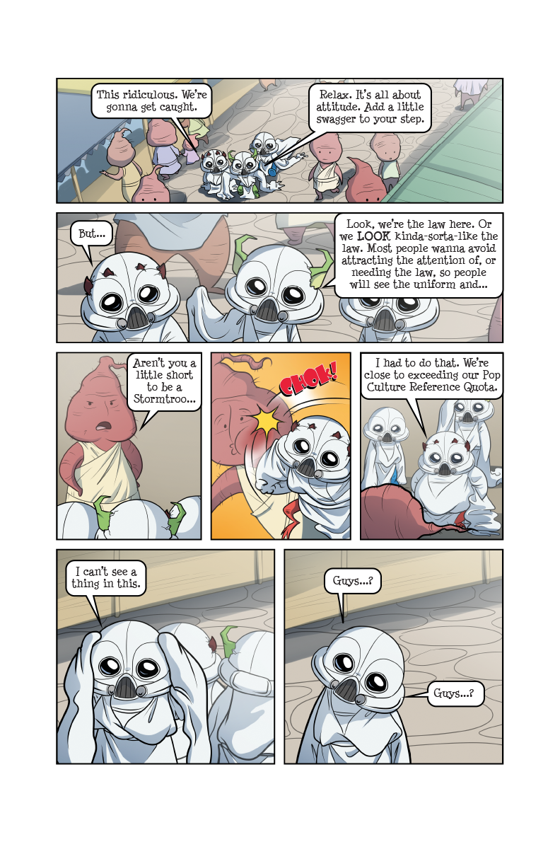 Close Encounters #15